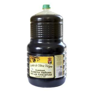 Aceite de Oliva Virgen – Garrafa 5l